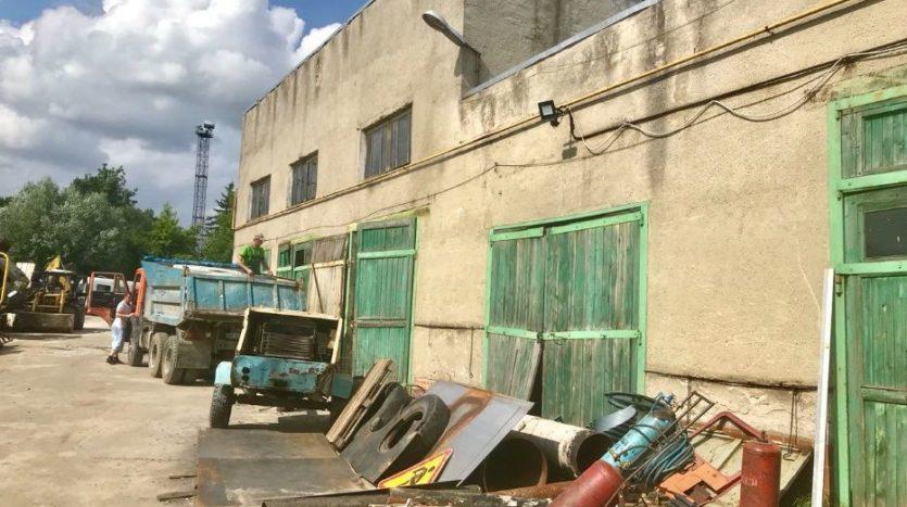 Satılık - Sıcak depo, 1446 m2, Lviv - 3