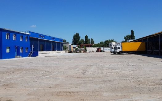 Rent – Dry warehouse, 1200 sq.m., Melitopol