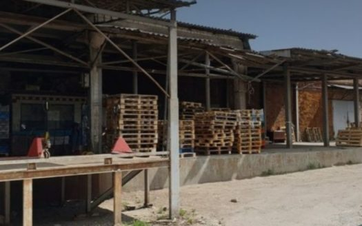 Satılık – Sıcak depo, 1200 m2, Kramatorsk