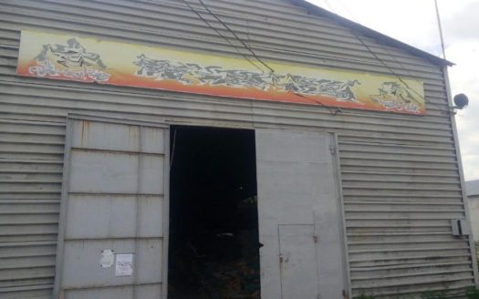 Rent – Dry warehouse, 1000 sq.m., Smila