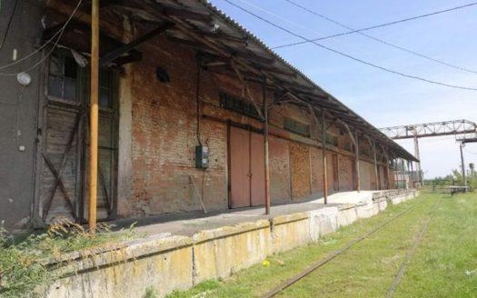 Satılık – Kuru depo, 1500 m2, Nemyriv