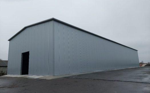Аренда — Сухой склад, 1080 кв.м., г. Львов