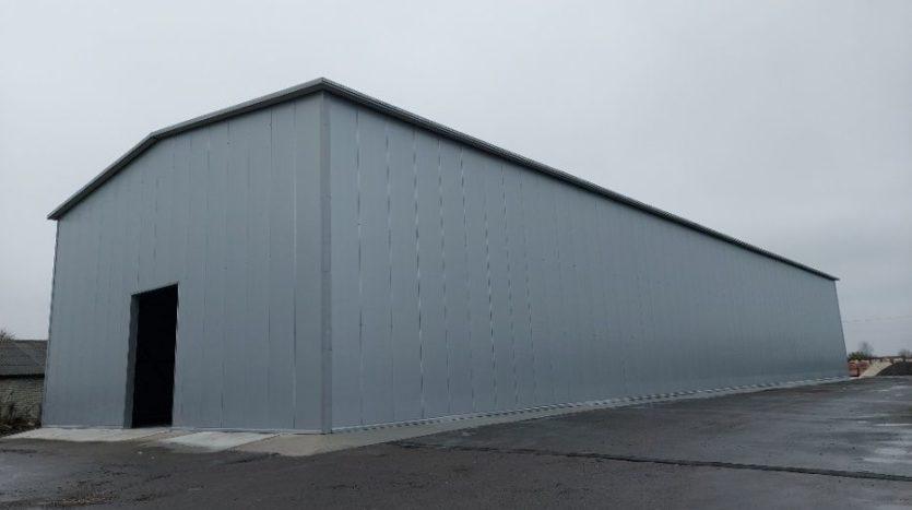 Аренда - Сухой склад, 1080 кв.м., г. Львов