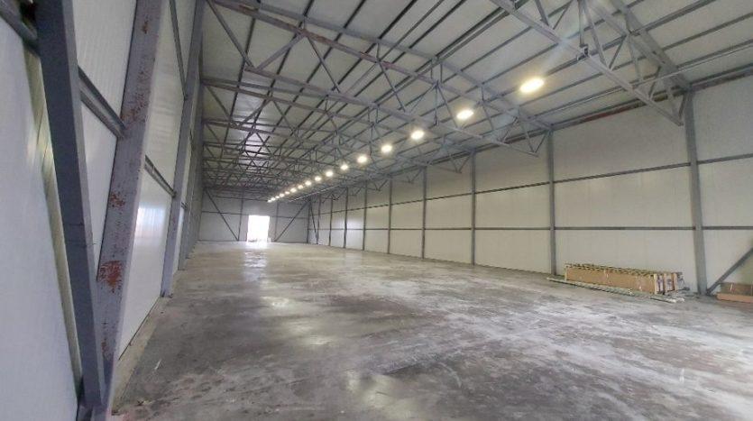 Аренда - Сухой склад, 1080 кв.м., г. Львов - 4