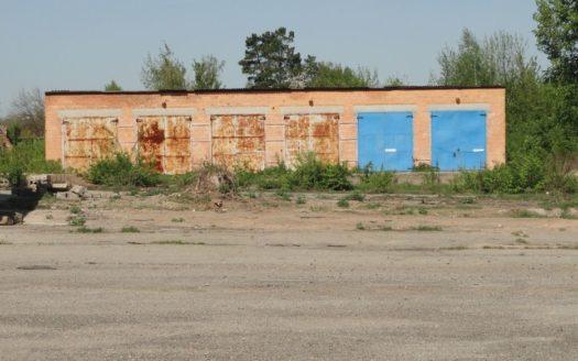 Sale – Dry warehouse, 417 sq.m., Romny
