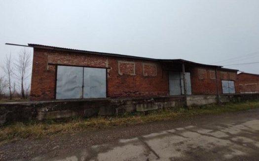 Sale – Dry warehouse, 376 sq.m., Khutor Budilov