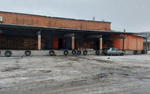 Rent – Warm warehouse, 480 sq.m., Dnipro