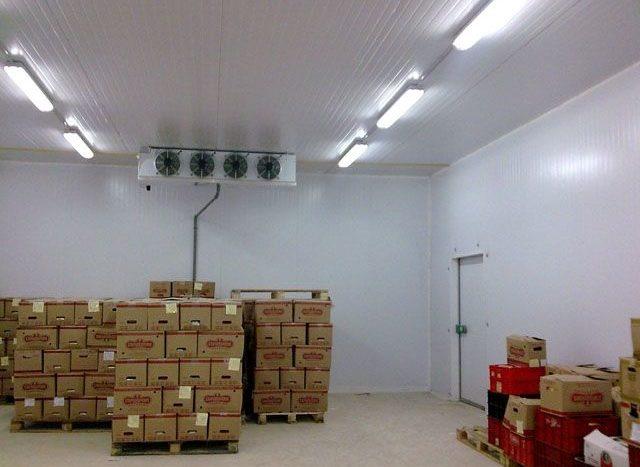 Rent - Refrigerated warehouse, 100 sq.m., Kryvyi Rih