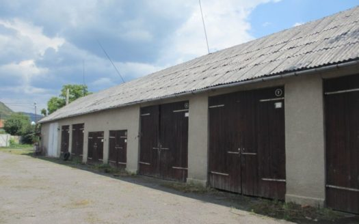 Rent – Dry warehouse, 612 sq.m., Mukachevo