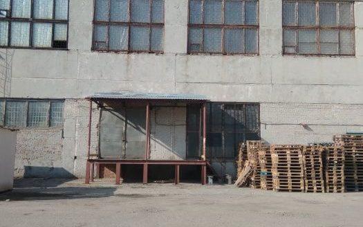 Аренда — Теплый склад, 1635 кв.м., г. Сумы