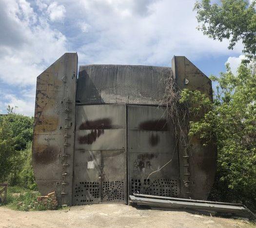 Rent - Dry warehouse, 124 sq.m., Vinnytsia