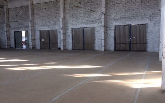 Rent – Dry warehouse, 600 sq.m., Mukachevo