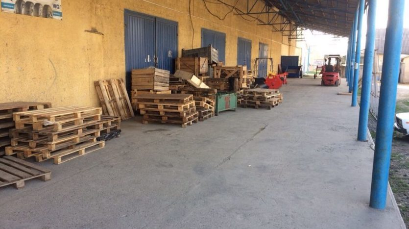 Оренда - Сухий склад, 600 кв.м., м. Мукачево - 7