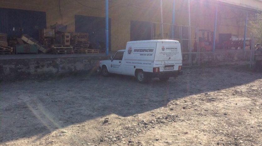 Оренда - Сухий склад, 600 кв.м., м. Мукачево - 8