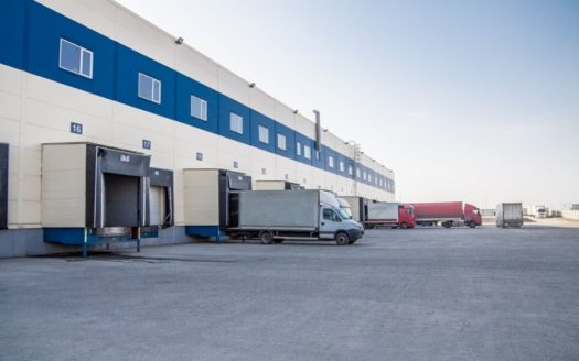 Rent – Warm warehouse, 5000 sq.m., Borispol