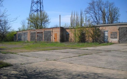 Rent – Dry warehouse, 830 sq.m., Novoukrainka