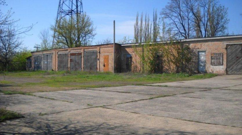 Rent - Dry warehouse, 830 sq.m., Novoukrainka