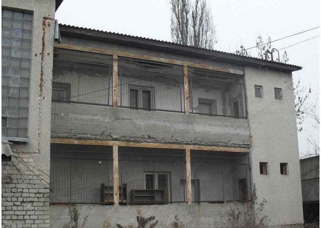 Rent - Dry warehouse, 997 sq.m., Svalyava