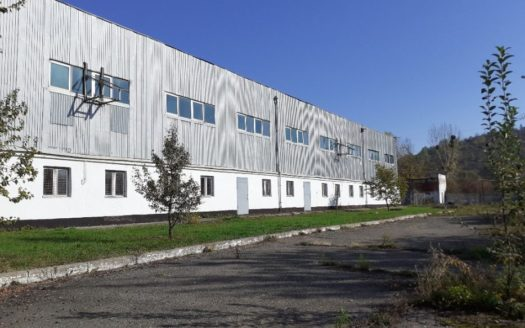 Rent – Dry warehouse, 3350 sq.m., Mukachevo