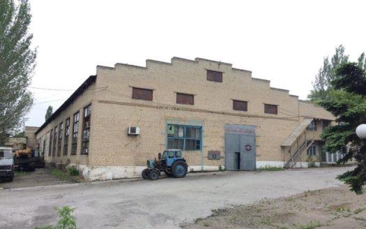 Sale – Dry warehouse, 4100 sq.m., Kurakhovka