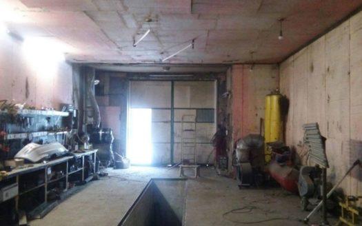 Sale – Warm warehouse, 400 sq.m., Glevakha