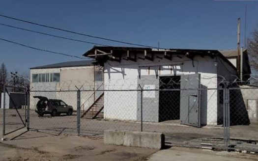 Satılık – Kuru depo, 900 m2, Kherson