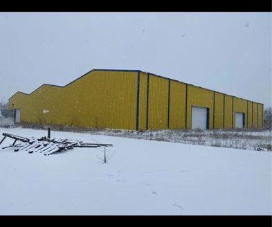 Продажа — Сухой склад, 4700 кв.м., г. Гребенки