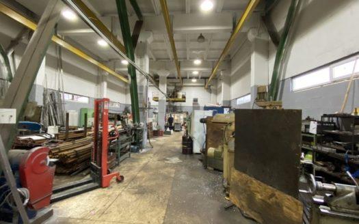 Satılık – Endüstriyel tesisler, 1100 m2, Kotsyubinskoe