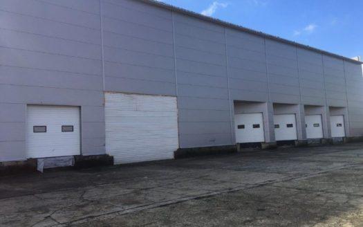 Sale – Dry warehouse, 2574 sq.m., Novoyavorovsk