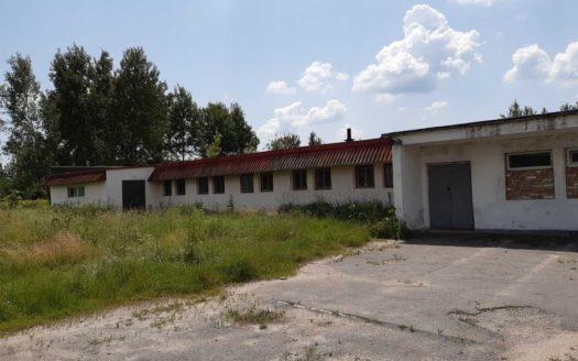 Satılık – Sıcak depo, 240 m2, Karvinovka