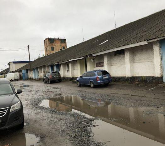 Rent - Dry warehouse, 1300 sq.m., Rivne
