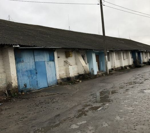 Kiralık - Kuru depo, 1300 m2, Rivne - 2
