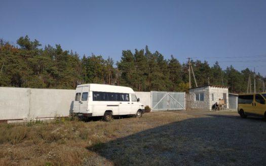 Rent – Warm warehouse, 1100 sq.m., Ivankov