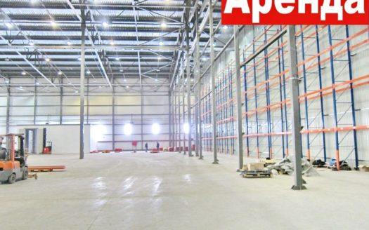 Rent – Warm warehouse, 20,000 sq.m., Schaslyve