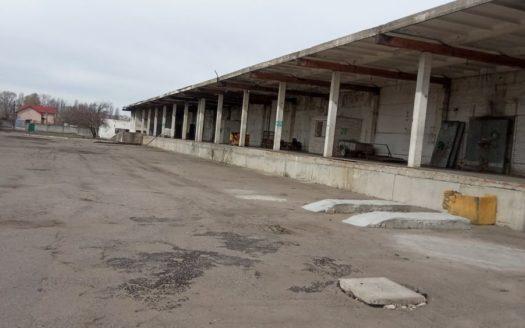 Sale – Refrigerated warehouse, 7800 sq.m., Kremenchug