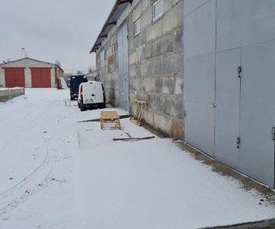 Аренда — Неотапливаемый склад, 200 кв.м., г. Вишневое