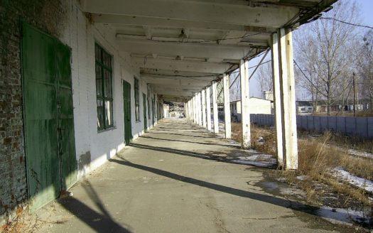 Rent – Dry warehouse, 1000 sq.m., Sarny