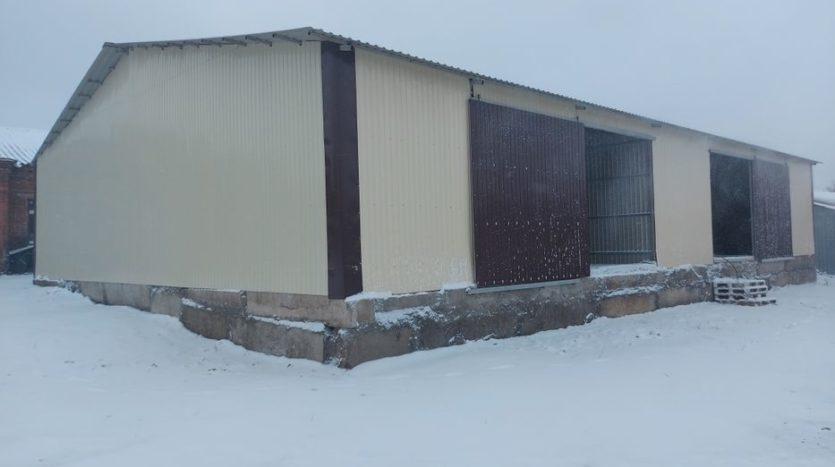 Rent - Dry warehouse, 280 sq.m., Kharkov