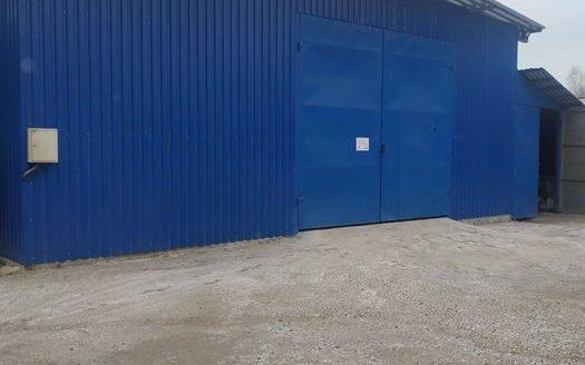 Аренда — Сухой склад, 197 кв.м., г. Львов