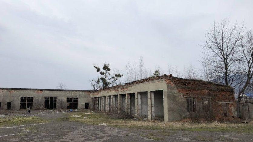 Rent - Dry warehouse, 997 sq.m., Svalyava - 2