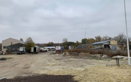 Rent – Dry warehouse, 10000 sq.m., Sumy