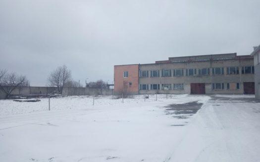 Satılık – Sıcak depo, 3510 m2, Khmelnitsky