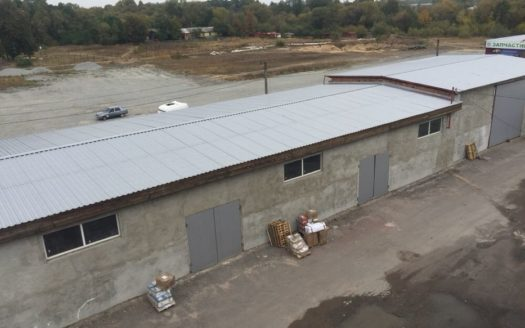 Rent – Warm warehouse, 1000 sq.m., Korosten