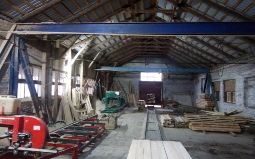 Rent – Warm warehouse, 700 sq.m., Romny