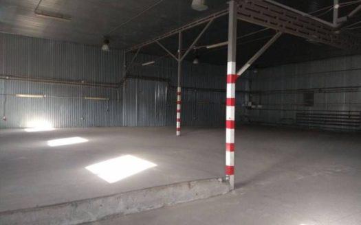 Satılık – Sıcak depo, 548 m2, Dubno