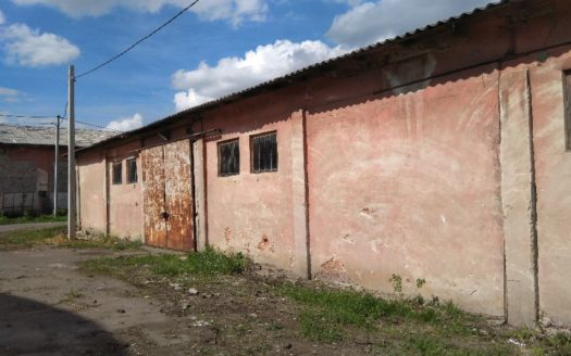 Satılık – Kuru depo, 483 m2, Borislav
