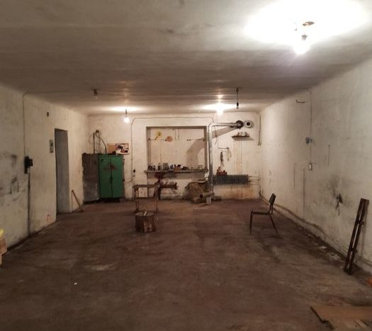 Rent - Dry warehouse, 174 sq.m., Zaporozhye
