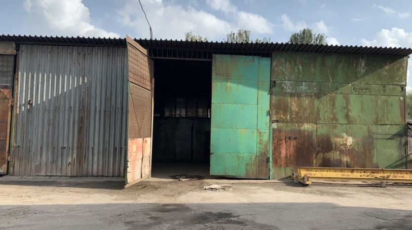 Rent - Dry warehouse, 160 sq.m., Zaporozhye
