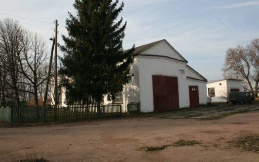 Sale – Dry warehouse, 3554 sq.m., Berlozy