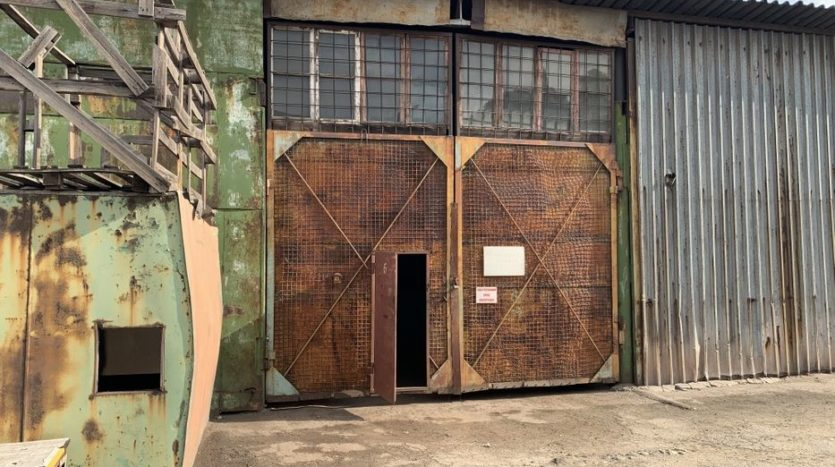 Rent - Dry warehouse, 160 sq.m., Zaporozhye - 3